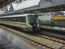 麦德林哥伦比亚地铁  库存照片