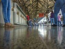 麦德林哥伦比亚地铁  图库摄影