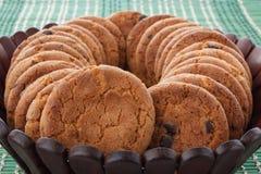 麦甜饼 免版税图库摄影