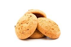 麦甜饼 免版税库存照片
