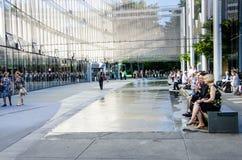 麦考霍尔走道在西雅图 免版税图库摄影