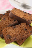 麦芽大面包 免版税库存图片