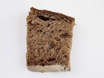 麦芽黑麦面包 库存图片