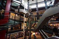 麦迪逊画廊购物中心,格但斯克 图库摄影