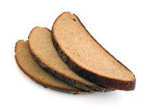 黑麦面包切片 库存图片