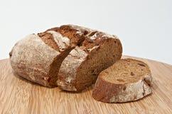 黑麦面包 库存图片