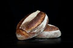 黑麦面包 库存照片