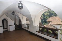 麸皮城堡,罗马尼亚 库存图片