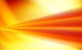 黄灯抽象背景 库存照片