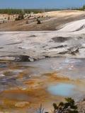 黄石公园,怀俄明,美国 图库摄影