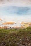 黄石公园 图库摄影