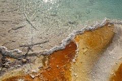 黄石国家公园U S 国家公园管理局 库存照片