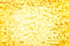 黄色抽象背景 抽象空白背景圣诞节黑暗的装饰设计模式红色的星形 新年度 库存照片