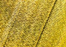黄色材料抽象背景  库存图片