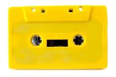 黄色磁带 免版税库存照片