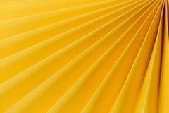 黄色纸 库存图片