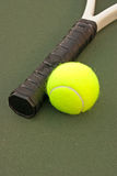 黄色网球- 17 库存图片