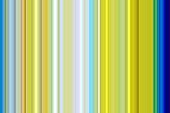 黄色蓝线生动的设计,抽象背景,样式 免版税库存照片