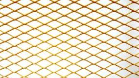 黄色钢刺耳油 免版税库存图片