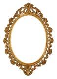黄铜框架照片 图库摄影