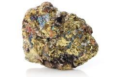 黄铜矿 库存照片