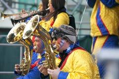 黄铜节日国际 库存照片