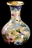 黄铜花瓶 库存图片