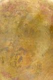 黄铜金属黄色 免版税库存照片