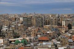 黎巴嫩的黎波里 库存照片