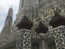 黎明寺,曼谷泰国 库存照片