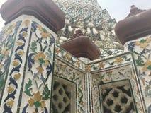 黎明寺,曼谷泰国 库存图片