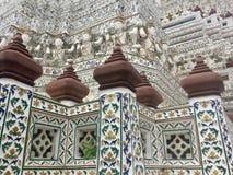 黎明寺,曼谷泰国 免版税库存照片