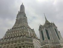 黎明寺,曼谷 免版税库存照片