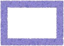 黏土框架星形 库存例证