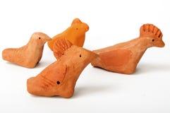 黏土玩具 免版税库存照片