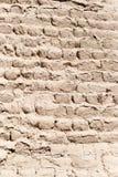 黏土砖墙壁 免版税库存图片