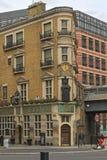 黑人男修道士伦敦 免版税库存图片