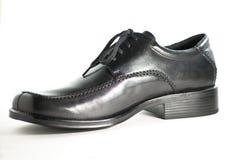 黑人s鞋子 免版税图库摄影