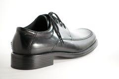 黑人s鞋子 库存照片