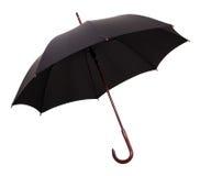 黑伞 库存照片