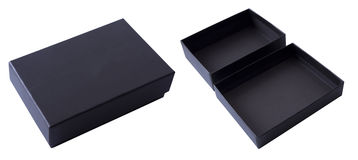 黑匣子礼品 库存图片