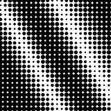黑半音对角镶边背景 免版税库存照片