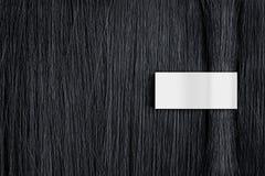 黑发背景 免版税库存图片