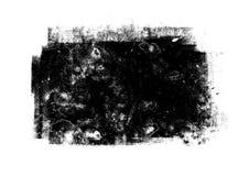 黑图表颜色补丁刷子冲程作用背景设计元素 向量例证