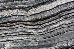 黑大理石石头,抽象背景 免版税图库摄影