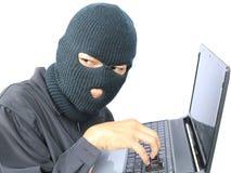 黑客 库存照片