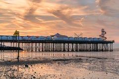 黑尔讷海湾,肯特,英国,英国 免版税库存照片