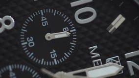 黑拨号盘手表宏指令  影视素材