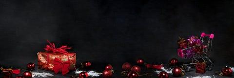 黑星期五摘要照片 愉快的圣诞快乐 免版税库存图片