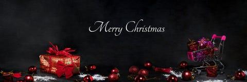 黑星期五摘要照片 愉快的圣诞快乐 库存照片